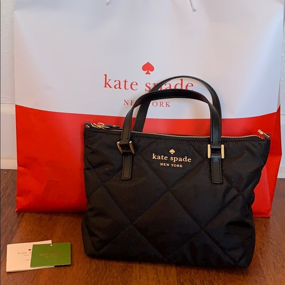 79ab91e40 kate spade Bags | Nwt Watson Lane Quilted Lucie Crossbody | Poshmark